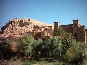 Ait Benhaddou - favourite film location