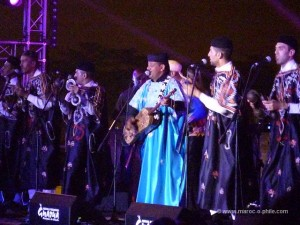 Hamid el Kasri at the Essaouira Gnaoua Festival 2014