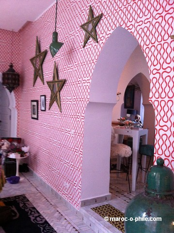 One Up restaurant, Essaouira