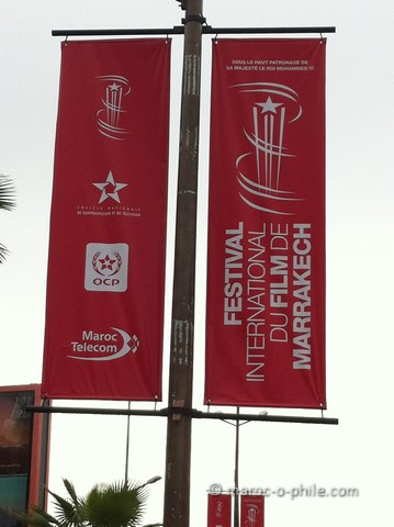 Marrakech International Film Festival 2014