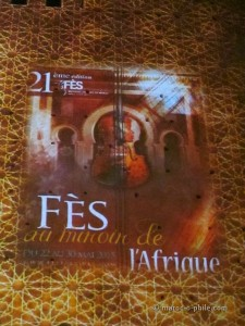 Opening night of the 21st edition of the Fes Festival of World Sacred Music
