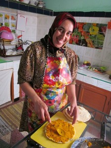 Cookery classes in Essaouira with Khadija's Kuzina