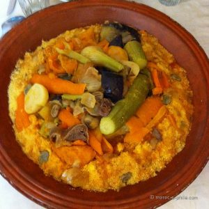 Friday couscous